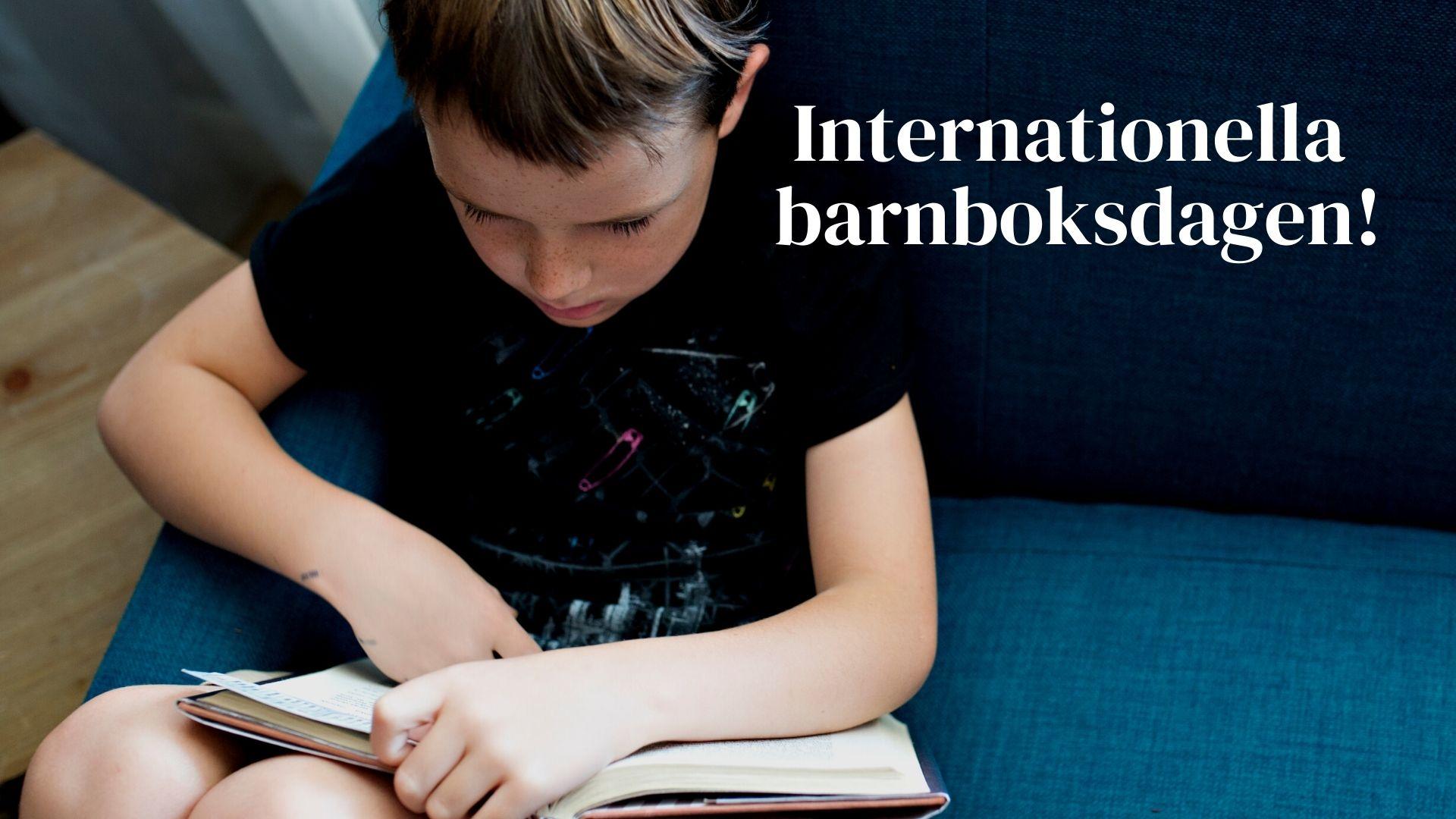 Internationella barnboksdagen