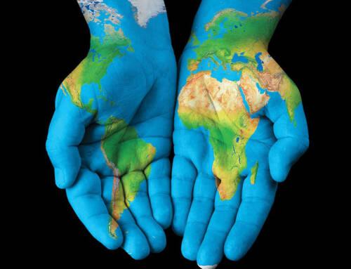 Ny undersökning om klimatet med 10 000 unga